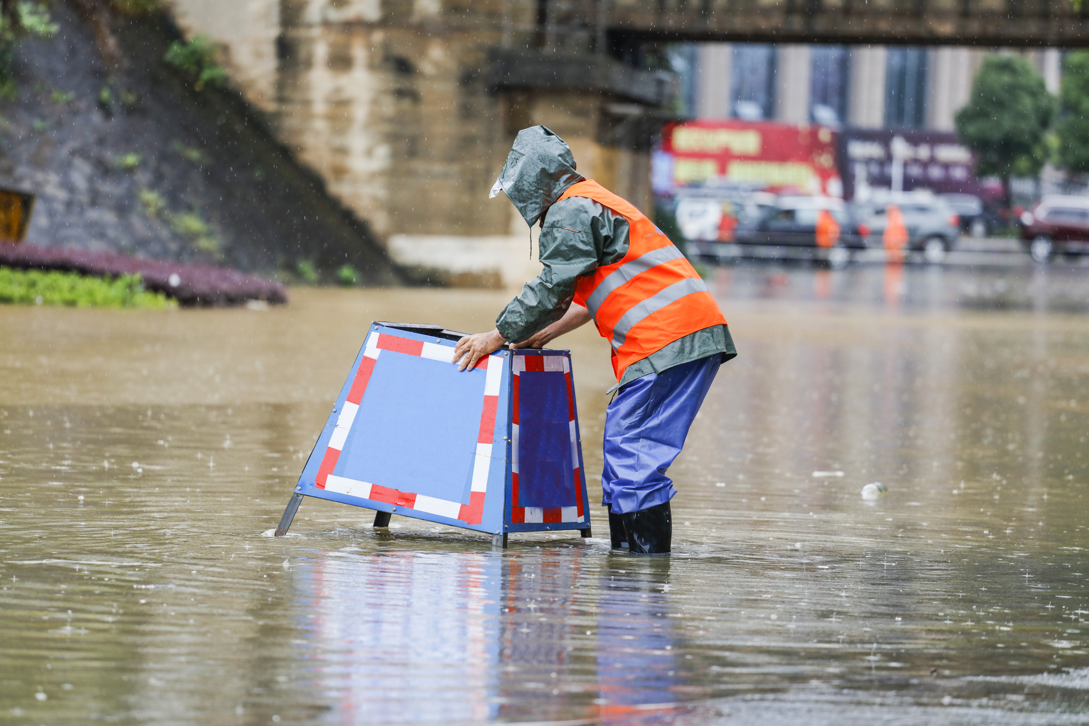 Does Your Business Stop Running in the Case of a Natural Disaster?