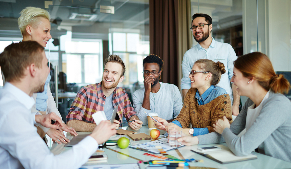 Helping Employees Helps Your Business Thrive